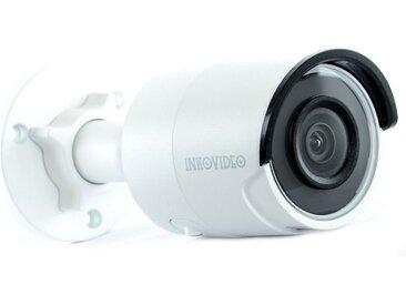 INKOVIDEO » V-200-8MW 8MP PoE ONVIF« Überwachungskamera (Außenbereich)