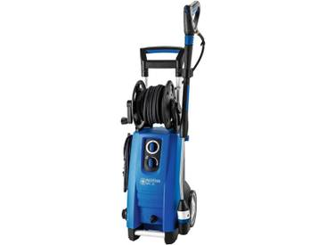Nilfisk NILFISK Hochdruckreiniger »MC 2C-150/650 XT (POSEIDON 2-29 XT)«, (L/H/B): ca. 390x395x986 mm, blau, blau