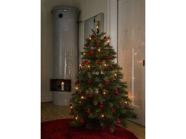 KONSTSMIDE Konstsmide Baumkette, Topbirnen, One String, rot, Lichtquelle Klar, 25 LEDs, rot