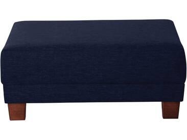 Max Winzer® Hocker »Boston«, in kubischer Form, blau, dunkelblau