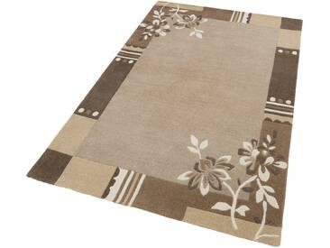 THEKO Teppich »Napura«, rechteckig, Höhe 12 mm, natur, 12 mm, beige