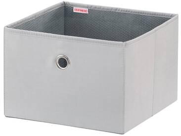 Leifheit LEIFHEIT Aufbewahrungsbox »Groß« 1 Stück, grau, grau