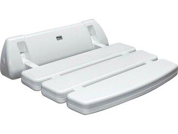 Provex PROVEX Duschklappsitz »Serie 200«, klappbar, weiß, weiß