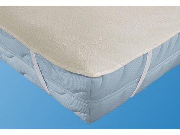 SETEX Matratzenauflage »Molton Spann«, Baumwolle, weiß