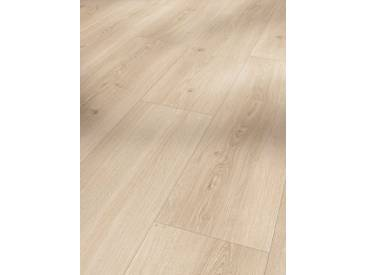PARADOR Laminat »Trendtime 8 - Eiche Studioline Natur matt«, 1285 x 330 mm, Stärke: 8 mm, braun, braun