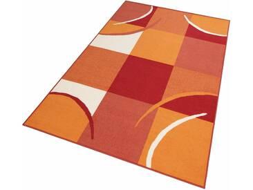 THEKO Teppich »Marco«, rechteckig, Höhe 6 mm, braun, 6 mm, terra