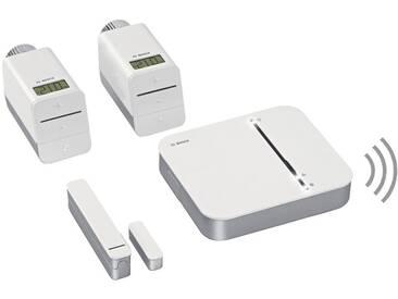 BOSCH Smart Home Set »Raumklima Starter-Paket«, 4-teilig, weiß, weiß