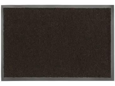 HANSE Home Fußmatte »Green&Clean«, rechteckig, Höhe 8 mm, rechteckig, braun, 8 mm, braun