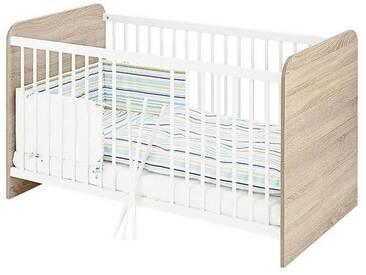Pinolino® Kinderbett Clemens, 70 x 140 cm, 70 x 140