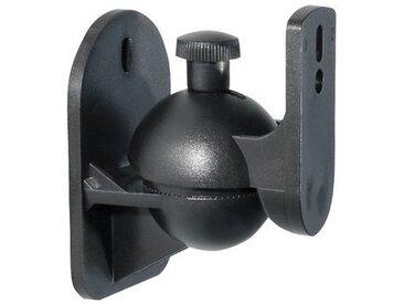 my wall Universal-Lautsprecher-Wandhalter »bis 3,5 kg schwarz«, schwarz, schwarz