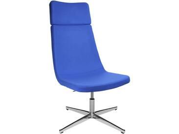 TOPSTAR Besuchersessel ohne Armlehnen »Sitness Lounge 30«, blau, blau