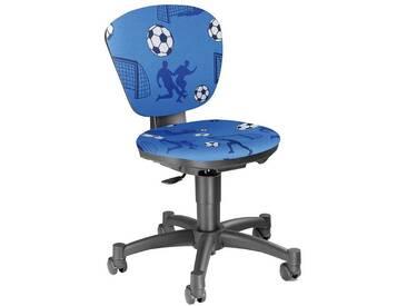 TOPSTAR Drehstuhl Ergokid 15 Jet Soccer blau, blau, blau
