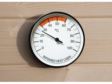 weka WEKA Thermometer , für Infrarotkabinen, weiß, weiß