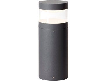 AEG Lydon LED Außensockelleuchte 30cm anthrazit, schwarz, anthrazit