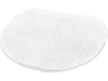 Kleine Wolke Badematte »Soft« , Höhe 20 mm, rutschhemmend beschichtet, weiß, 20 mm, schneeweiss