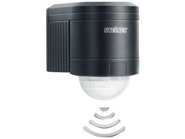 Steinel STEINEL Bewegungsmelder »IS 240 DUO«, 240 ° Passiv-Infrarot Sensor, schwarz, schwarz