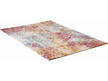 Impression Teppich »Vintage 1602«, rechteckig, Höhe 13 mm, weiß, 13 mm, weiß-bunt