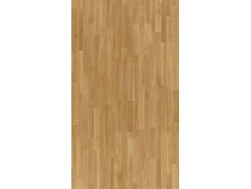 PARADOR Parkett »Classic 3060 Select - Eiche, lackiert«, 2200 x 185 mm, Stärke: 13 mm, 3,66 m², braun, braun