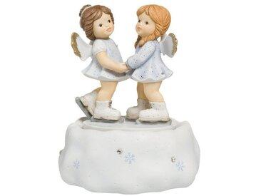 Goebel Wintertanz Spieluhr »Nina & Marco«, bunt, Bunt