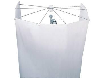 Kleine Wolke KLEINE WOLKE Dusch-Schirm »Spider«, weiß, weiß