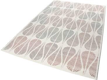 Esprit Teppich »Zeno«, rechteckig, Höhe 13 mm, rosa, 13 mm, pink
