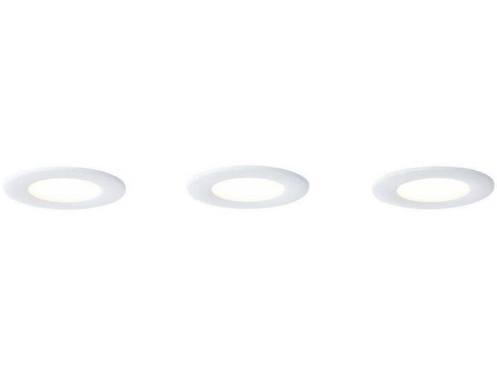 Brilliant Leuchten Tanel WiZ LED Einbauleuchten...