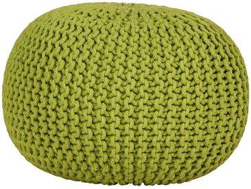 Gutmann Factory Pouf, grün, kiwi