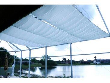 Floracord FLORACORD Sonnensegel »Innenbeschattung«, BxL: 420x140 cm, 1 Bahn, grau, 420 cm, grau