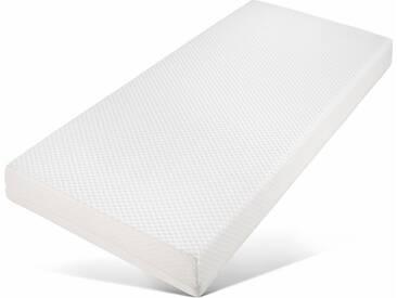 Hn8 Schlafsysteme Komfortschaummatratze »Visco Fit 100«, 21 cm hoch, (1-tlg), ca. 21 cm