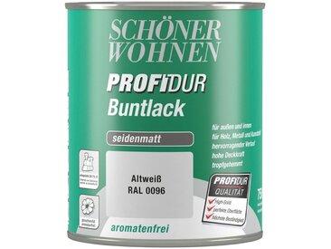 SCHÖNER WOHNEN-Kollektion Schöner Wohnen Farbe Buntlack »ProfiDur seidenmatt, 750 ml altweiß«, weiß, weiß
