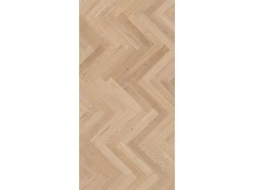 PARADOR Parkett »Trendtime 3 Living - Eiche pure, lackiert«, 570 x 95 mm, Stärke: 10,5 mm, 1,08 m², braun, braun