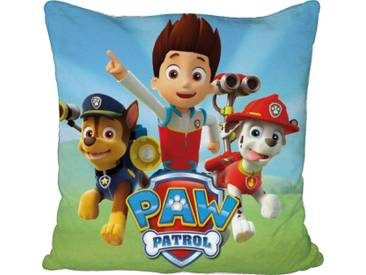 PAW PATROL Dekokissen »Team«, mit Comichelden, bunt, Polyester, bunt