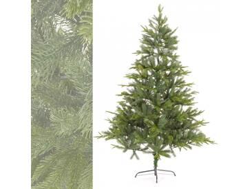 Künstlicher Weihnachtsbaum - Plastik Tannenbaum Spritzguss 180 cm hoch