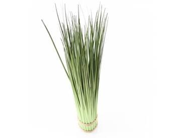 Künstliches Gras im natürlichen grün - Pflanze im Büschel ca. 107 cm