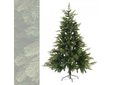 Künstlicher Weihnachtsbaum aus PE Spritzguss Mix Christbaum 180 cm
