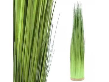 Künstliches Gras im natürlichen grün - Pflanze im Büschel ca. 114 cm