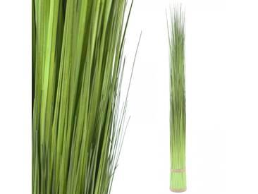 Künstliches Gras im natürlichen grün - Pflanze im Büschel ca. 124 cm