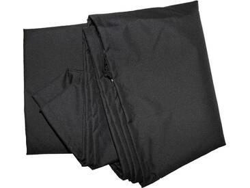 OUTFLEXX Premium Abdeckhaube passend z.B. für Loungetisch, schwarz, 110x70x45 cm, wasserbeständig