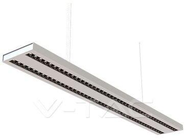 LED Hängeleuchte SAMSUNG CHIP 2xLED/60W/230V 4000K silber