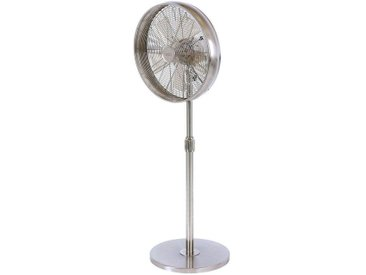 Lucci Air 213117EU - Standventilator BREEZE Chrom