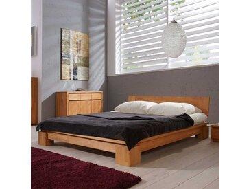 Massivholz Doppelbett Doppelbett Kiefer Massiv Lasiert Weiss Bett