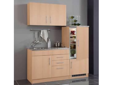 Miniküche Mit Kühlschrank Und Ceranfeld : Miniküchen singleküchen pantryküchen finden moebel
