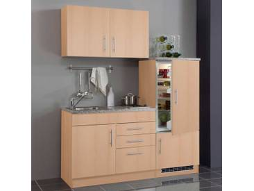 Miniküche 1 M Mit Kühlschrank : Incredible singleküchen mit kühlschrank beispiel miniküche