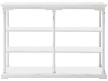 Sideboard Regal in Weiß 160 cm breit