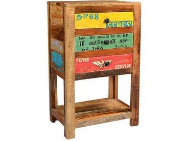 Telefontisch in Bunt Loft Design