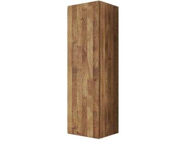 Oberschrank aus Wildeiche Massivholz 40 cm