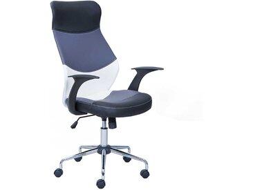 Schreibtischstuhl mit Armlehnen Wippfunktion