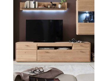 Fernsehmöbel aus Eiche hell geölt
