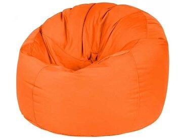 Outdoor Sitzsack in Orange Kaufen