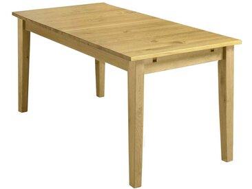 Ausziehbarer Holztisch aus Kiefer Massivholz Landhaus Design
